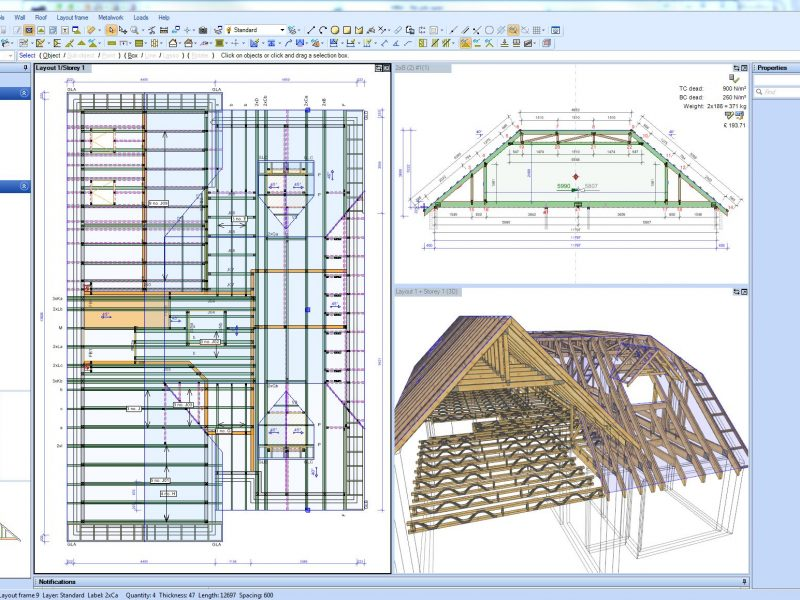 Products Pamir Roof Design Software